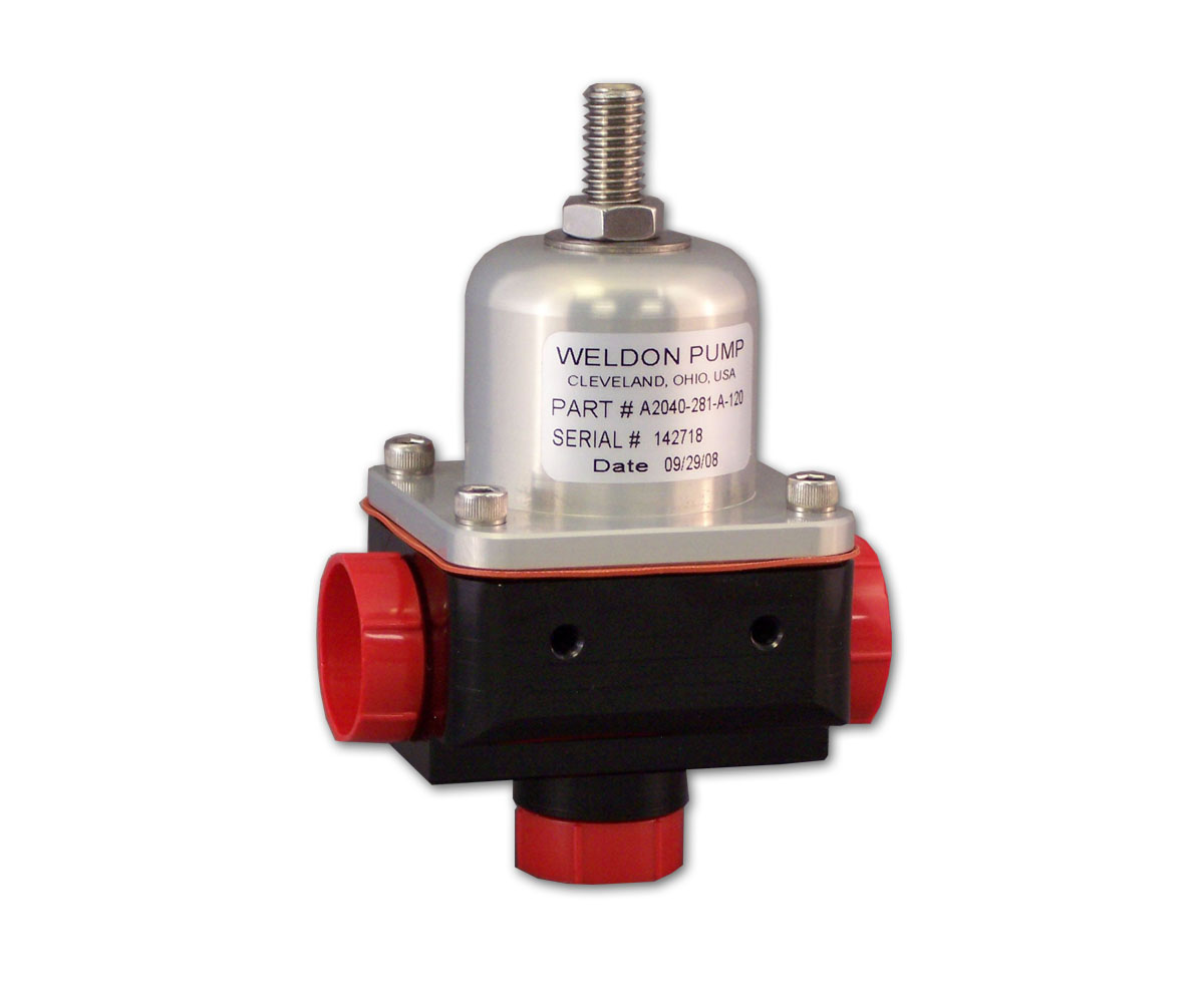 Weldon Racing - Bypass Fuel Pressure Regulator